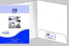 persentation Folder